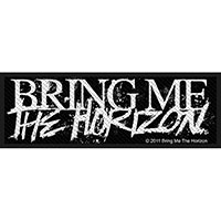 Bring Me The Horizon- Logo woven patch (ep266) (Import)