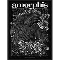 Amorphis- Bird Woven Patch (ep679)