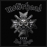 Motorhead- Bad Magic Woven Patch (ep872)