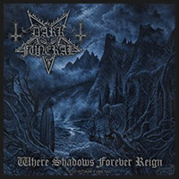 Dark Funeral- Where Shadows Forever Reign woven patch (ep871) (Import)