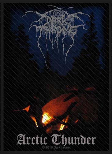 Darkthrone- Arctic Thunder Woven Patch (ep787)