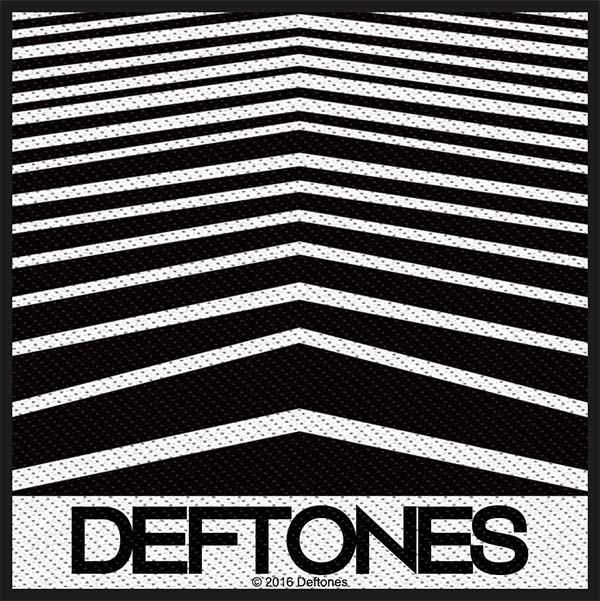 Deftones- Logo Woven Patch (ep761) (Import)