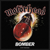 Motorhead- Bomber Woven Patch (ep864)