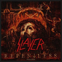 Slayer- Repentless woven patch (ep863)