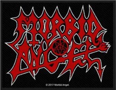 Morbid Angel- Logo Woven Patch (ep523)