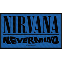 Nirvana- Nevermind Woven Patch (ep889)
