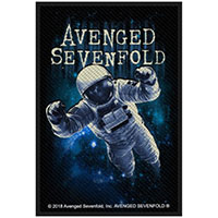 Avenged Sevenfold- The Stage Woven Patch (ep190) (Import)