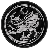 Cradle Of Filth- Order Of The Dragon woven patch (ep411) (Import)