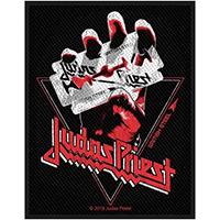 Judas Priest- Vintage British Steel Woven Patch (ep786) (Import)