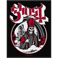 Ghost- Secular Haze Woven patch (ep725)
