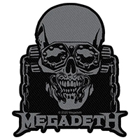 Megadeth- Vic Rattlehead Woven Patch (ep625) (Import)