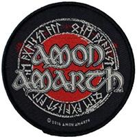 Amon Amarth- Logo Woven Patch (ep824) (Import)