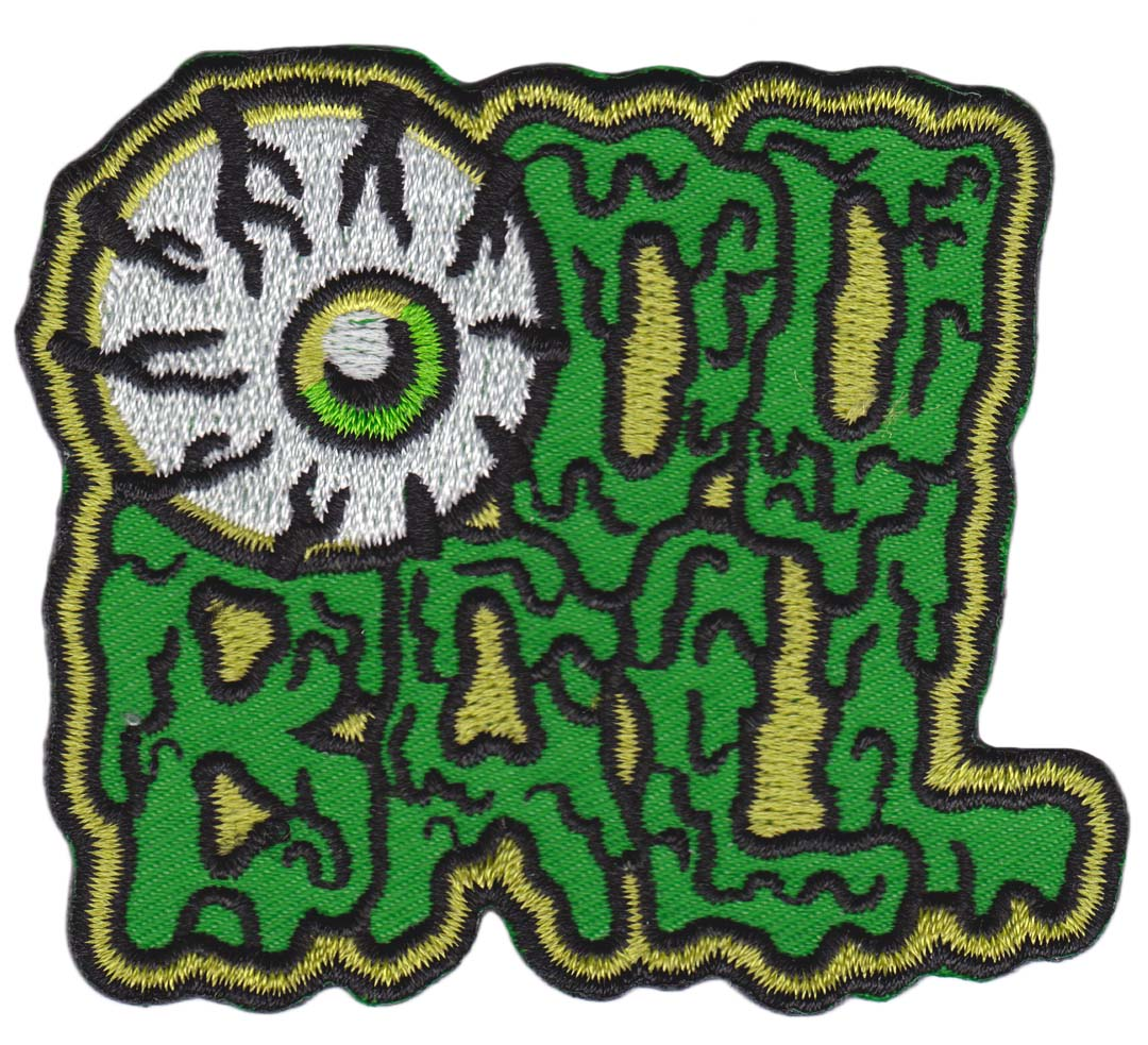 Oddball Embroidered Patch by Sourpuss & Dumb Junk (EP425)