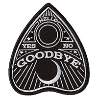 Planchette Embroidered Patch by Sourpuss (ep937)