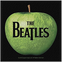 Beatles- Apple Woven Patch (ep135)