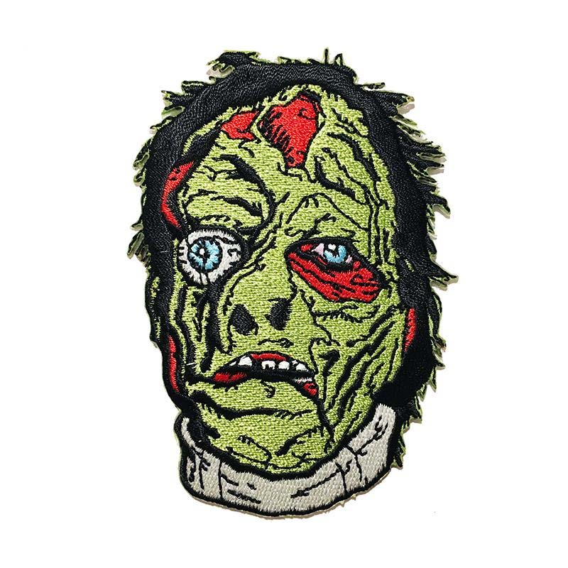 Teenage Frankenstein Embroidered Patch by Scumbags & Superstars (ep324)