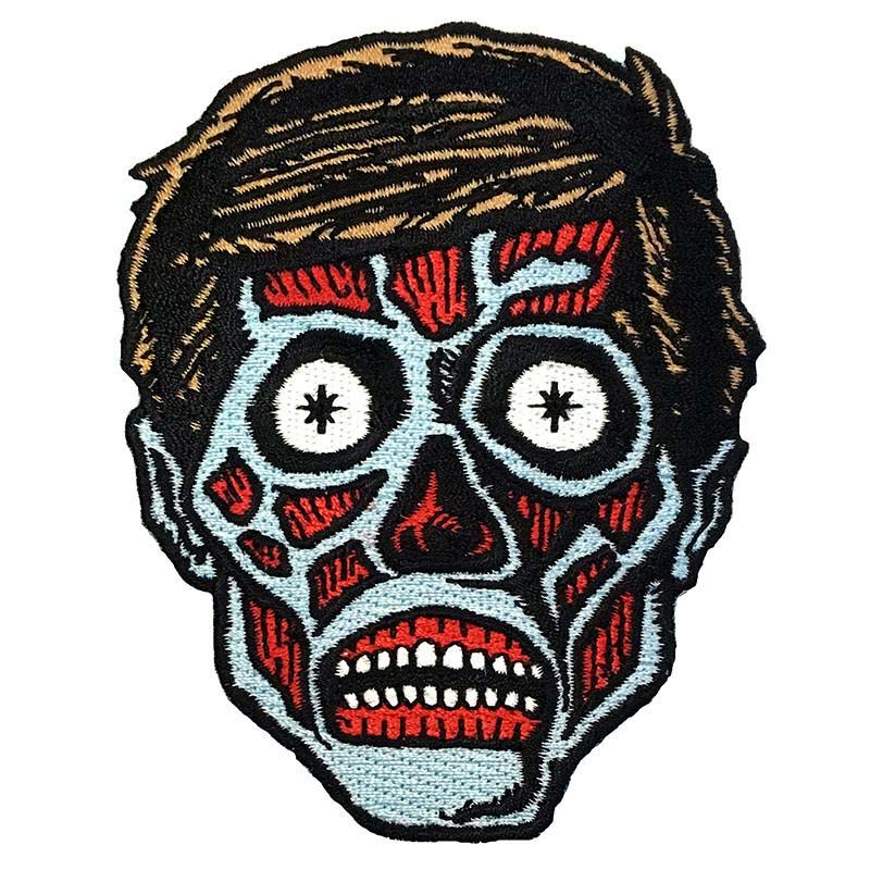 They Live Embroidered Patch by Scumbags & Superstars (ep308)