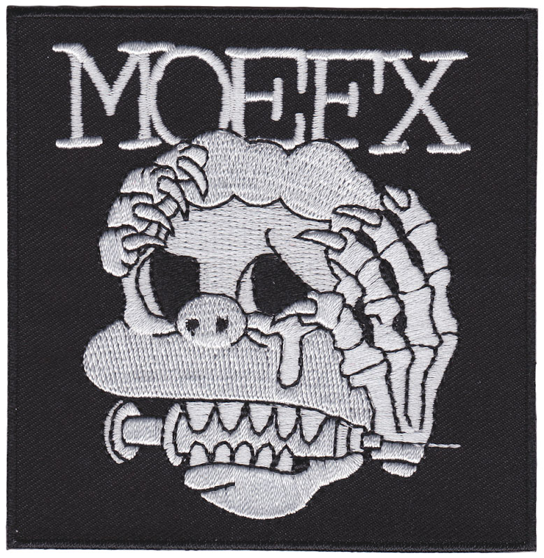 MOEFX Embroidered Patch by Thrillhaus (ep638)
