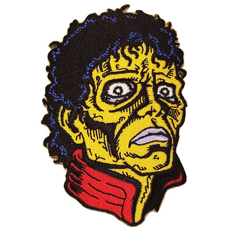 Thriller Embroidered Patch by Scumbags & Superstars (ep307)