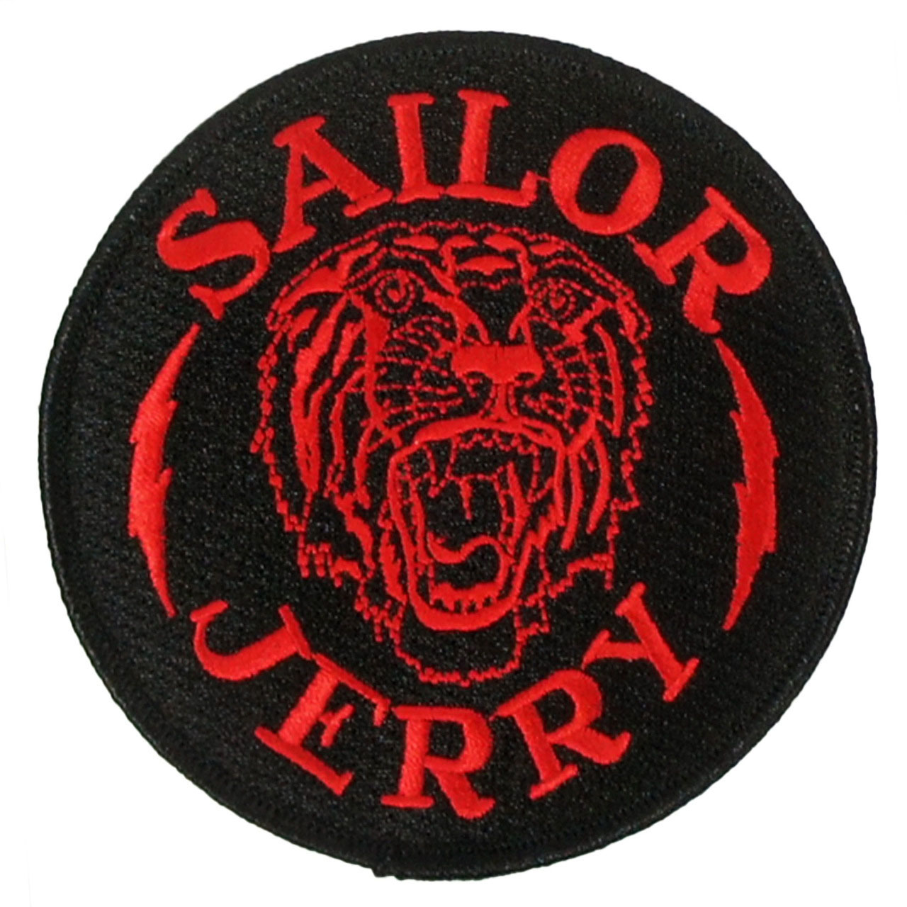 Tiger Embroidered Patch from Sailor Jerry (EP853)