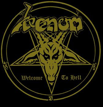 Venom- Welcome To Hell cloth patch (cp276)