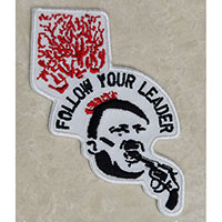 Follow Your Leader Embroidered Patch