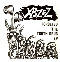 Xpozez- Forcefed The Truth Drug cloth patch (cp237)
