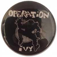 Operation Ivy- Ska Man pin (pinX48)