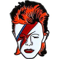 David Bowie- Alladin Sane Enamel Pin (mp312)