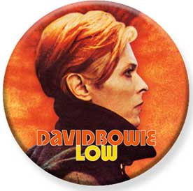 David Bowie- Low pin (pinX440)
