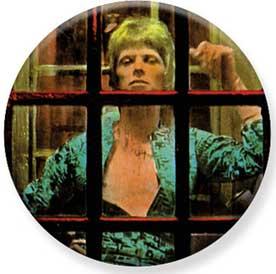 David Bowie- Phone Booth pin (pinX444)