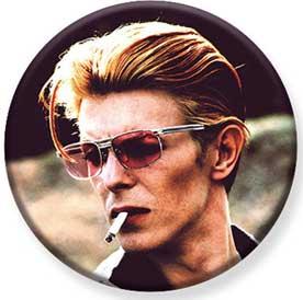 David Bowie- Cigarette pin (pinX445)