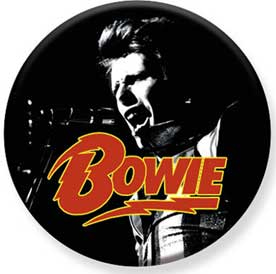 David Bowie- Live Pic pin (pinX446)