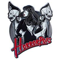 Horrorpops Casablanca Enamel Pin by Kreepsville 666 (mp298)