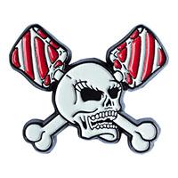 Horrorpops Skull Lollipops Enamel Pin by Kreepsville 666 (mp301)