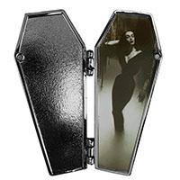 Vampira Open Coffin Pin from Kreepsville (MP416)