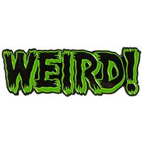 Enamel Ghoul Trouble Weird! Pin by Sourpuss (MP284)