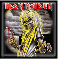 Iron Maiden- Killers Stick Back Pin (MP16)