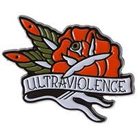 Ultraviolence Clockwork Orange Enamel Pin by Sourpuss (mp381)