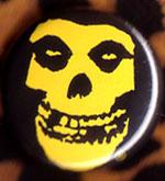 Skull (Yellow) pin (pinZ165)