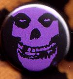 Skull (Purple) pin (pinZ163)