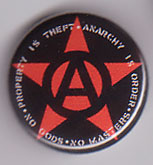 Anarchy Is Order pin (pinZ8)