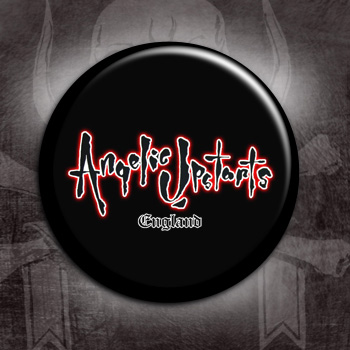 Angelic Upstarts- Logo pin (pinX211)