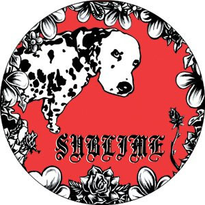 Sublime- Lou Dog pin (pinX327)