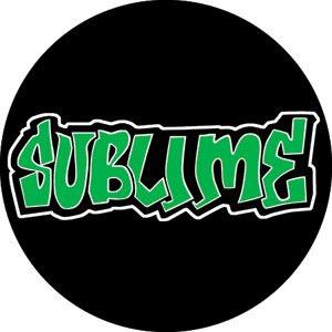Sublime- Logo pin (pinX328)