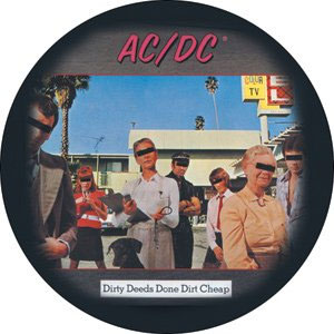 AC/DC- Dirty Deeds pin (pinX264)