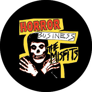 Misfits- Horror Business pin (pinX334)