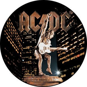 AC/DC- Stiff Upper Lip pin (pinX337)