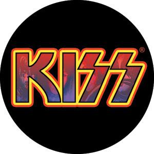 Kiss- Logo pin (pinX338)