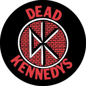 Dead Kennedys- Logo pin (pinX339)